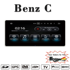 "Car Stereo Benz V Benz X 10.25"" Anti-Glare Android 8.0 Can Choose DSP Function Carplay Auto"