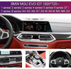 Multimedia Video Interface for BMW X5 3 Series MGU EVO ID7 System Built ZLINK CarPlay Adapter