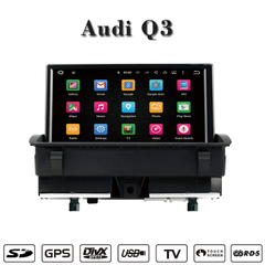"8"" Audi Q3 MMI 2G 3G Multimedia Car Stereo with Screen Mirroring Bluetooth Usb Tf Fm Aux Apple CarPlay 4g Wifi 4 32g"