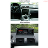 "BMW 1 Series E81 E82 E87 E88 CCC 10.25"" Android 8 Touchscreen GPS Navigation USB + I-Drive"