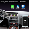 "Hualingan Multimedia Gps Navigation for Audi Q7 MMI 2G 10.25""android WIFI / 4G / Rear Camera / DVR / Wireless CarPlay"